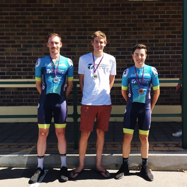 CLEAN SWEEP To say we had a successful road racehellip
