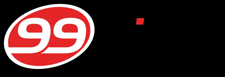99_Logo_Red_BG